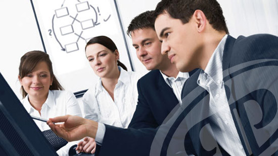 Payroll Specialist Portland, Workers Brainstorming Ideas Image - Portland Payroll, Inc.
